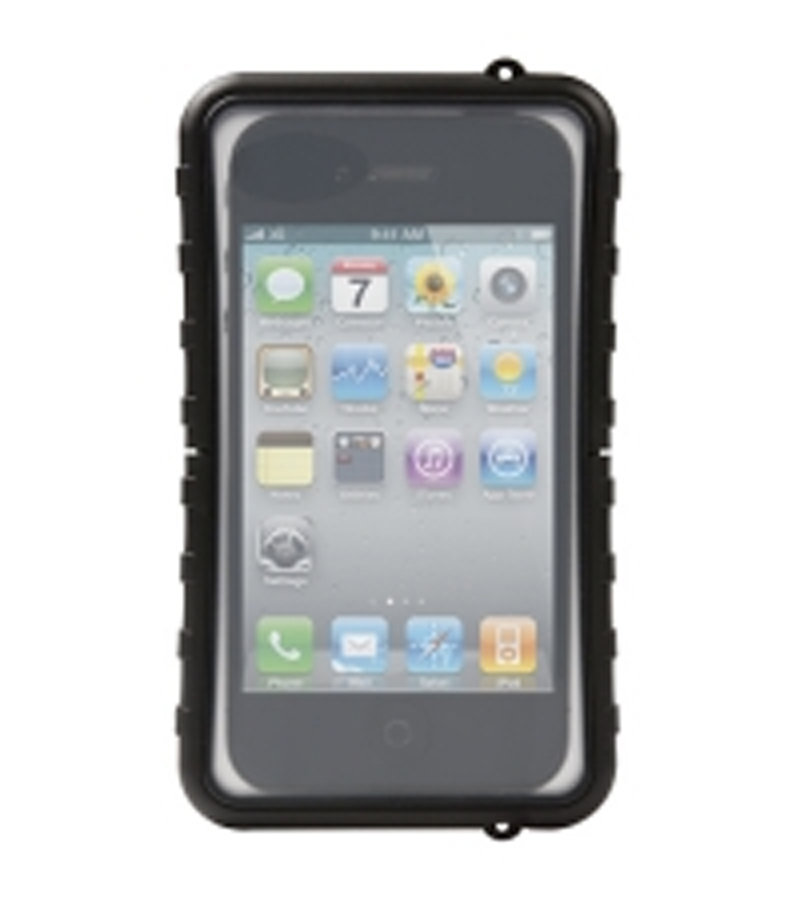 Krusell Sealabox Large Universal Cell Phone Case - Black